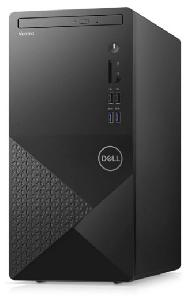 Dell Vostro 3888 MT Ci3-10100 (3.6-4,3)/8GB/SSD 256GB/DVD+/-RW, Intel UHD Graphics 630, Linux black