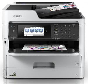 МФУ/Epson WorkForce Pro/WF-C5790DWF/A4, факс, 34стр/мин, 4цвета, USB2.0, DADF, WiFi, сетевой